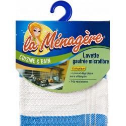 LAVETTE GAUFREE  MICROFIBRE 32X35   680263