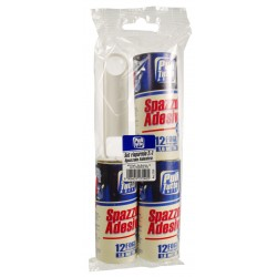 BROSSE ADHESIVE+2 RECHARGES      TP 270155