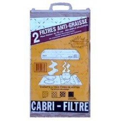 FILTRE PR HOTTE ANTI GRAISSE        999011