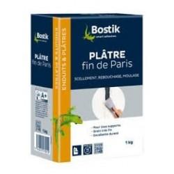 PLATRE FIN PARIS BOITE 1KG