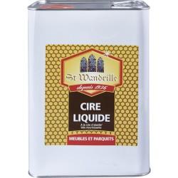 CIRE LIQ ANTIQUAIRE CHENE CLAIR ST W 5 L