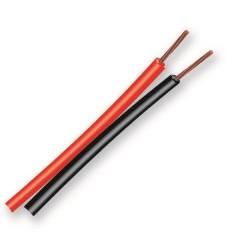 CABLE HIFI 2X0,75MM 10M ROUGE/NOIR  60137005D