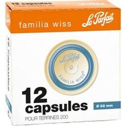 CAPSULES  Ø 82 FAMILIA WISS *12