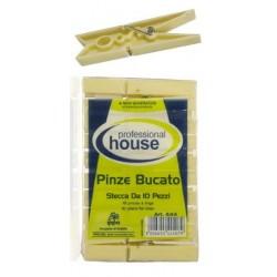 PINCES LINGE PLASTIQUE X10 IPPA