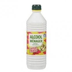 ALCOOL MENAGER FRAISE 1 L