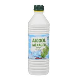 ALCOOL MENAGER MENTHE 1 L