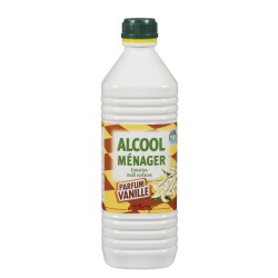 ALCOOL MENAGER VANILLE 1 L