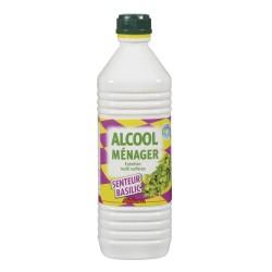 ALCOOL MENAGER BASILIC   1L
