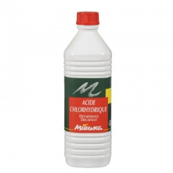 ACIDE CHLORHYDRIQUE B SECURITE 1L