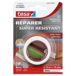 TESA TOILE REPARER 2,75X19 BLC-56342