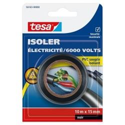 TESA ISOLER ELECTRIC 10X15 NOIR-56163