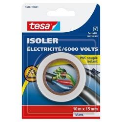 TESA ISOLER ELECTRIC 10X12 BLANC-56163