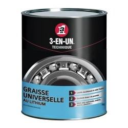 HUILE 3EN1 GRAISSE UNIV LITHIUM 1K