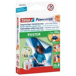 TESA POSTERSTRIPS X20-58003