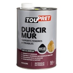 DURCISSEUR MUR DUR05 5L