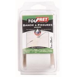 TOUPRET GSB/LS BANDE FISSURE ARME 20X5CM