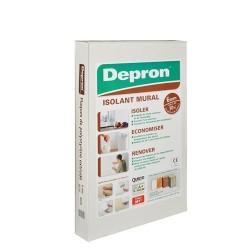 DEPRON G6MM 2M2 PLAQUE PLIE EN 2 QD