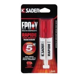 SADER EPOXY RAPIDE SERINGUE 25 ML