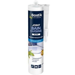 BOSTIK JOINT FACILE A LISSER 310ML BLANC
