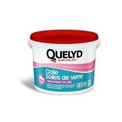 QUELYD TOILE DE VERRE 10K COULEUR ROSE