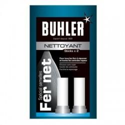 BUHLER NETTOYANT SEMELLE FER X2 STICKS