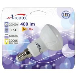 SPOT LED R50 E14 4W 330 LM ANGLE 120° 3000K BLIST 1