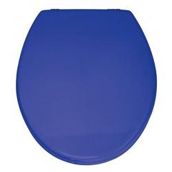 "ABATTANT WC LAQUE""PRIMA""BLEU-15208100"