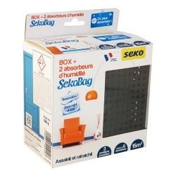 BOX POUR ABSORBEUR SEKOBAG NOIR