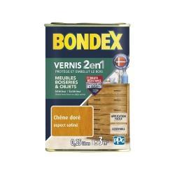 BONDEX VERNIS SATIN CHENE DORE 0,25 L GSA