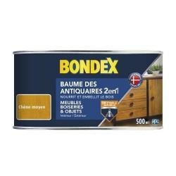 BONDEX BAUME ANTIQ PATE CHENE MOYEN 0,5 L GSA