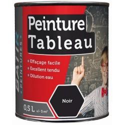 PEINTURE TABLEAU NOIR 0,5 L NOUVEAU