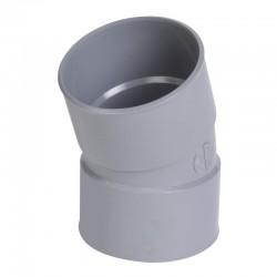 COUDE FF PVC 20° DE 100             2201000