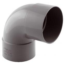 COUDE FF PVC 90° DE 50