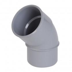 COUDE MF PVC 45° DE 50