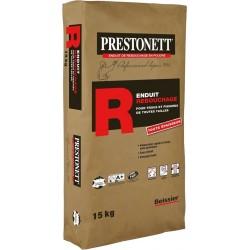 ENDUIT A REBOUCHER PRESTONETT R - 25 KG