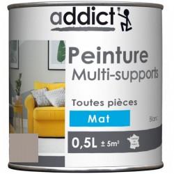 PEINTURE ACRYL MULTI-SUPPORTS MAT 0,5 L FICELLE NOUVEAU