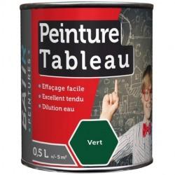 PEINTURE TABLEAU VERT 0,5 L NOUVEAU