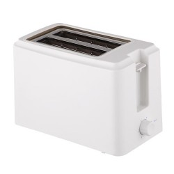 TOASTER 2 TRANCHES 750W BLANC 000888