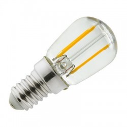 AMP LED TUBE E14 1,5W 180 LM ANGLE 360° 2700K BLIST 2