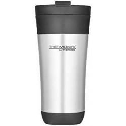MUG TUMBLER DE TRANSPORT INOX 425ML THERMOS NOUVEAU
