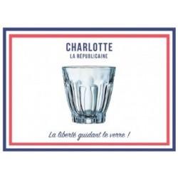 LE VERRE FRANCAIS CHARLOTTE 24 CL PAR 6 NOUVEAU