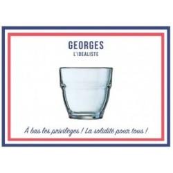 LE VERRE FRANCAIS GEORGES 23 CL PAR 6 NOUVEAU