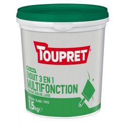 TOUPRET B&C 3 EN 1 PATE  POT 1,5 KG
