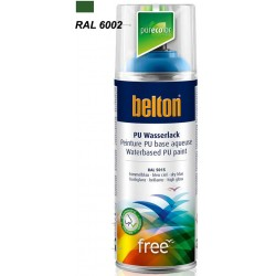 BELTON FREE VERT FEUILLAGE BRILL 400ML NOUVEAU