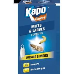 KAPO CASSETTE MITES ET LARVES *2