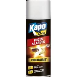 KAPO FOUDROYANT PUCES ET LARVES 400ML