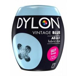 DYLON TEINTURE BLEU CLAIR GRAND TEINT POD 350G MACHINE 40°