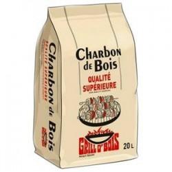 CHARBON GRILL O BOIS REF 511 20L
