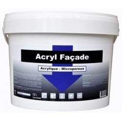 ACRYL FACADE 10 L TON PIERRE FLECHE BLEUE