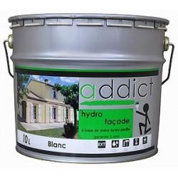 HYDRO-PLIOLITE 100% FACADE 10 L TON PIERRE ADDICT